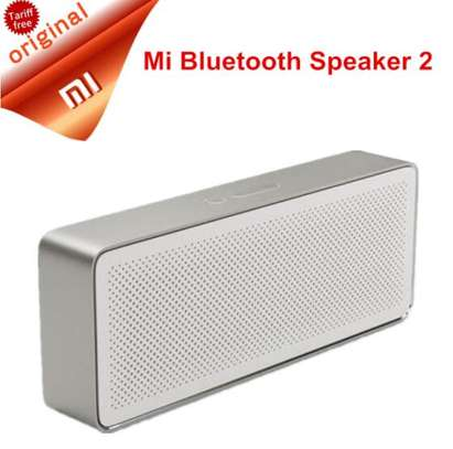Xiaomi Mi Bluetooth Speaker 2 Square Box Stereo Portable Speakers image 3