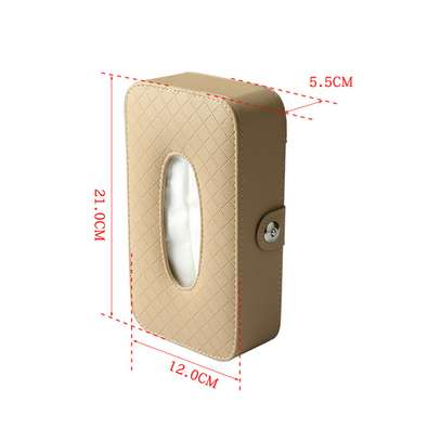Car Tissue Box Holder image 3
