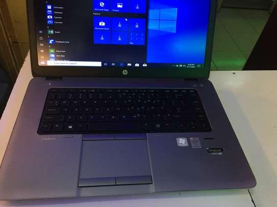HP Elitebook 850 Intel(R) Core(TM) i7-7500 @2.10GHz ~ 2.70GHz 4gb ddr3 ram 500gb hdd image 2