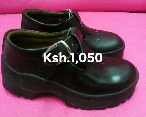 Boys and Girls school shoes image 2
