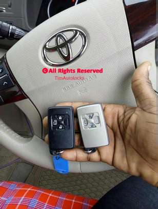 Car Key fob image 1