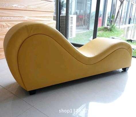 Tantra sofa/love seat/yellow sofas image 1