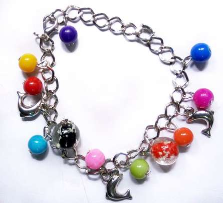 Colourful Anklet image 1