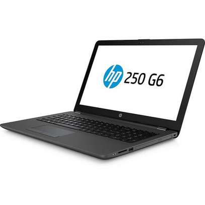 HP 250 G6 Intel Celeron Dual Core - 4GB RAM - 500GB HDD - 15.6 Inches - OS Not Installed - Black image 2