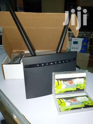 4G Simcard Router image 1