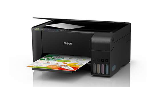 EcoTank L3150 Wi-Fi All-in-One Ink Tank Printer image 1