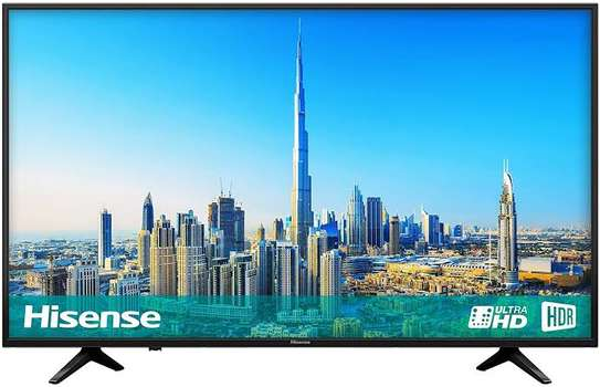 Hisense 32 inches Smart Android FHD Digital TVs image 1