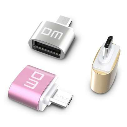Universal Micro USB OTG Adapter For Smartphones Tablets image 3