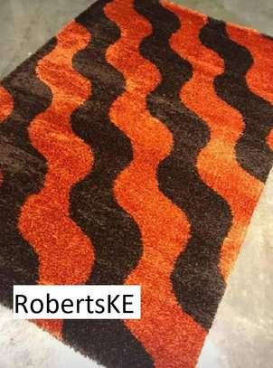 Elegant shaggy carpet image 1