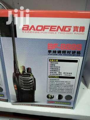 BAOFENG Two Way Walkie Talkie image 1