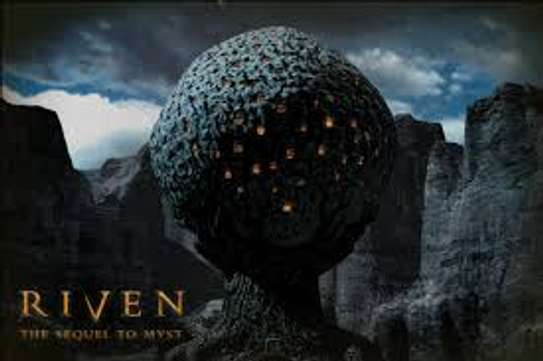 """""""RIVEN"""" THE SEQUEL TO MYST / ORIGINAL COMPUTER GAME! image 9"""