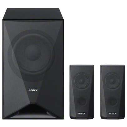 Sony 1000W Home Theater System,5.1 Channel,3D Blu-ray Disc,Built-In Wi-Fi,Youtube,BDV-E3100 - Black image 2