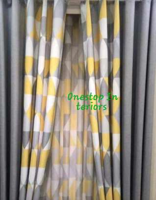 House Curtains and office blinds image 1