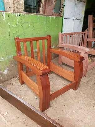Open sofas(Solid mahogany) image 7
