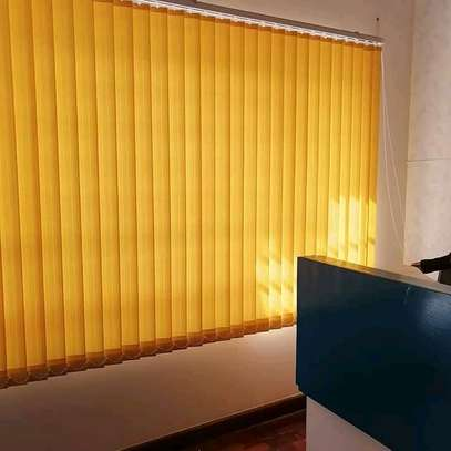 OFFICE/HOME VERTICAL BLINDS image 3