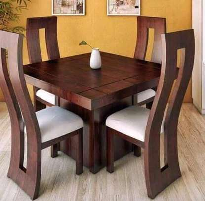 Dinning Set (4 Seater) image 1