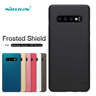 Nillkin Super Frosted Shield Matte cover case for Samsung Galaxy S10 S10e S10 Plus image 4