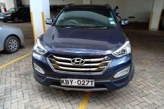 Hyundai Santa Fe 2.4 4WD image 5
