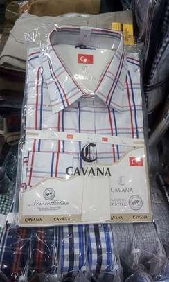 Official checked shirts image 4
