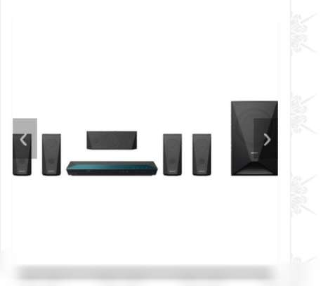 Sony BDV-E2100 5.1 Channel 1000W 3D Blu-Ray Home Theater System With Built-In Wi-Fi image 2