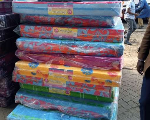 Portable Student/Camping Mattresses. 2.5*6, 3inch thick. image 2