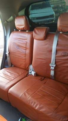 Kimathi Estate car seat covers image 2