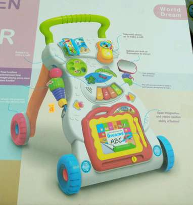 Activity walker for baby image 1