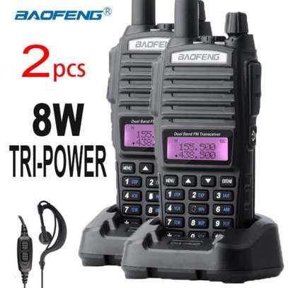 UV-82 VHF UHF FM Transceiver Dual Band Two Way Radio image 2