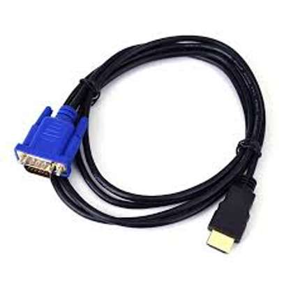 VGA converter cable available