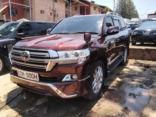 Toyota Land Cruiser 100 VX 4.7 V8