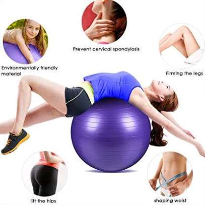 Yogaball/pregnancy ball/ workout ball image 1