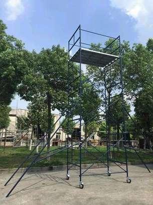 scaffolding ladders image 4