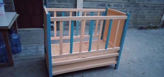 Baby cot image 5
