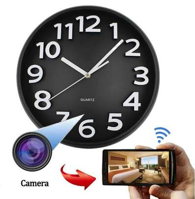 Nanny Wall Clock CCTVs