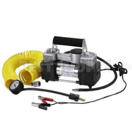 Double car compressor image 1