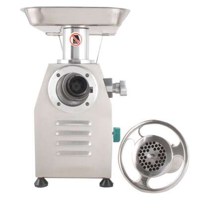 250kg / h 850W Stainless Steel Electric Meat Grinder 218RPM Electric Meat Grinder image 1