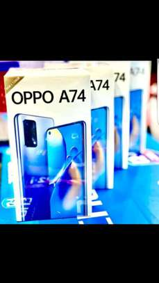 OPPO A74 (6+128Gb) image 1