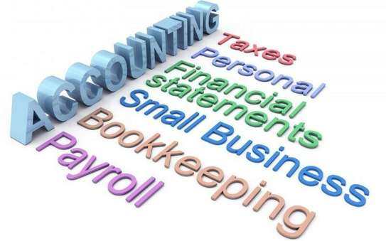 Accounting Bookkeeping, Audit, Taxation and business consultacy image 3