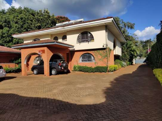 5 bedroom house for rent in Gigiri image 1