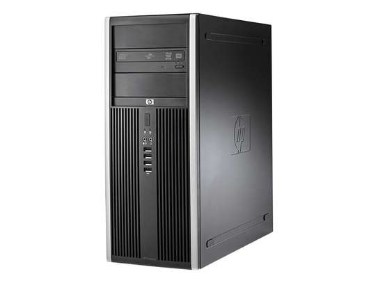 4GB Ram,500GB Hdd HP Compaq DC7900 C2D 3.16ghz Desktop Computer Tower