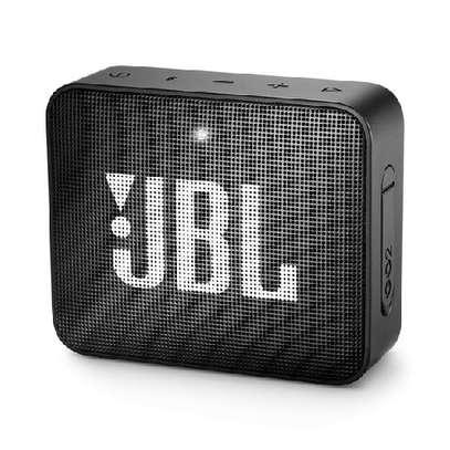 JBL Go 2 Portable Waterproof Bluetooth Speaker image 1