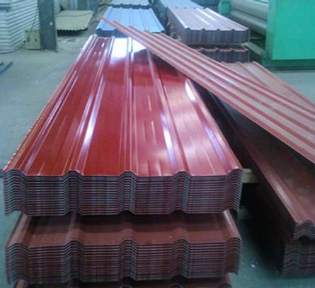 All roofing sheets-Box profile