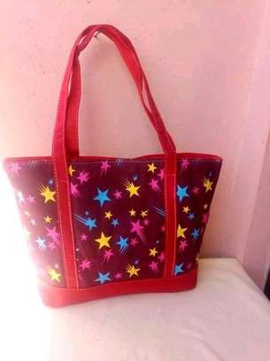 Ladies handbags(blue,black and red) image 2