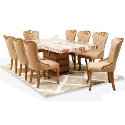 Quinnel Ultra Deluxe Dining Table 6 Or 8 Seater image 4