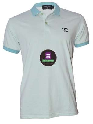 Slim Fit Polo T- Shirt