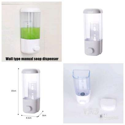 Manual Soap dispenser image 1