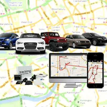 Car tracking using phone