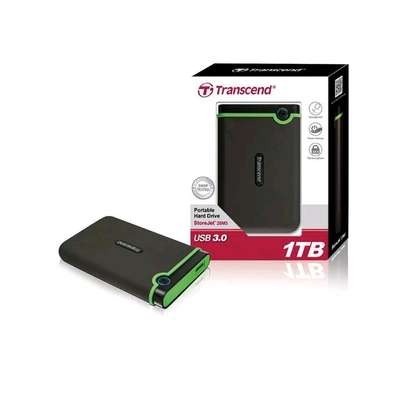 Transcend 1TB brand new and sealed in a shop.