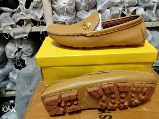 Leather Loafers image 6