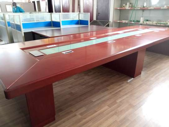4.8 metres conference/ boardroom table image 1